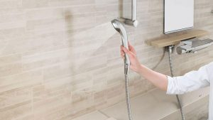 ホーロー浴室パネル